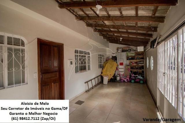 Aloisio Melo Vde: Q. 33 S/Leste, 2 Casas; Sala, Cozinha, 3 Qtos, Ac. Financiamento/FGTS - Foto 2