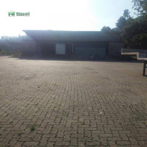 Galpão industrial para locação, jardim santa bárbara, embu das artes. - Foto 16