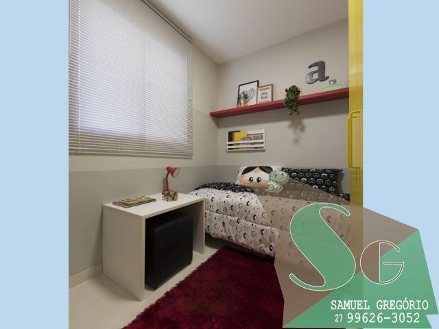 SAM - 123 - Via Sol - 48m² - ITBI+RG grátis - Morada de Laranjeiras - Serra, ES - Foto 4