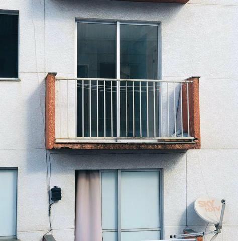 Gente? é com 3/4 ,aconchegante, espaçoso e tem varanda! - Foto 2