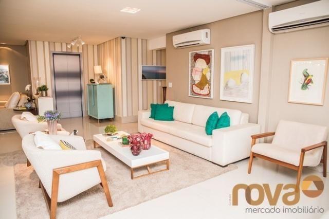 Apartamento à venda com 3 dormitórios em Setor bueno, Goiânia cod:NOV235442 - Foto 5