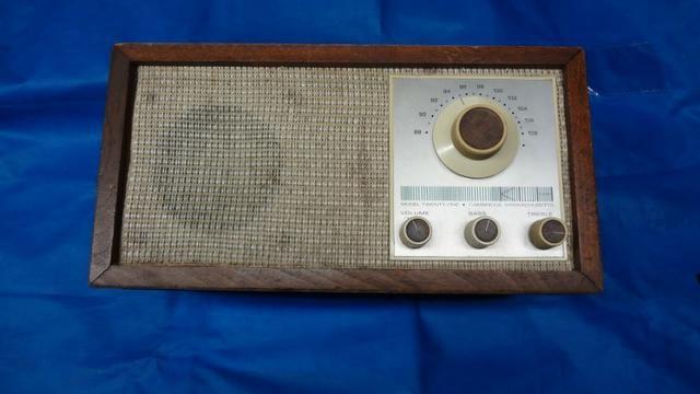 Radio Klh Model Twenty-one (21) Fm Radio (1965)