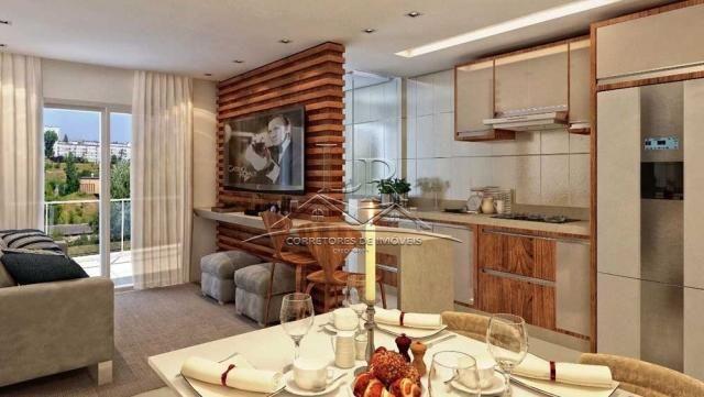 Apartamento à venda com 2 dormitórios em Ingleses do rio vermelho, Florianópolis cod:1675 - Foto 5