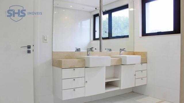 Apartamento com 3 dormitórios para alugar, 350 m² por r$ 4.700/mês - ponta aguda - blumena - Foto 5