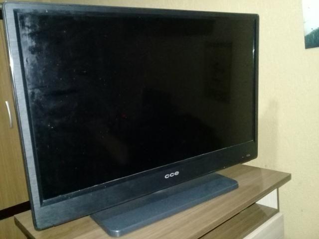 Televisão hd led marca cce 28' polegadas - Foto 4