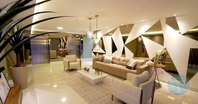Apartamento à venda com 3 dormitórios em Barro vermelho, Natal cod:8455 - Foto 15