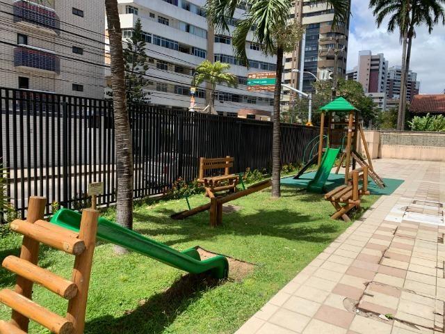 Apartamento no Cocó com 3 quartos + dependência de empregada - Foto 2