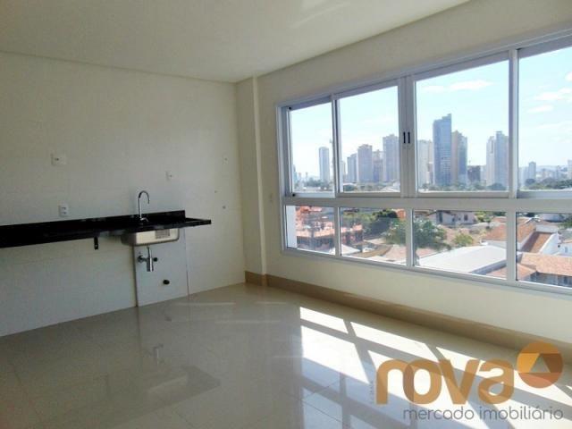 Apartamento à venda com 2 dormitórios em Setor marista, Goiânia cod:NOV235714