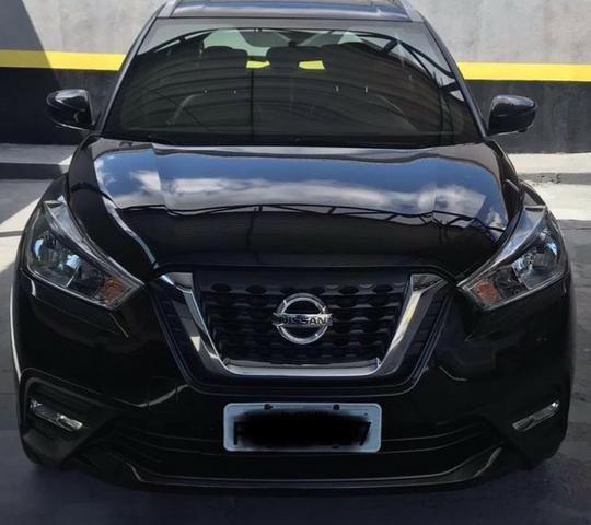 Nissan Kicks SL 1.6 16v automático financiamentos em até 60x sem cnh e sem comprovar renda
