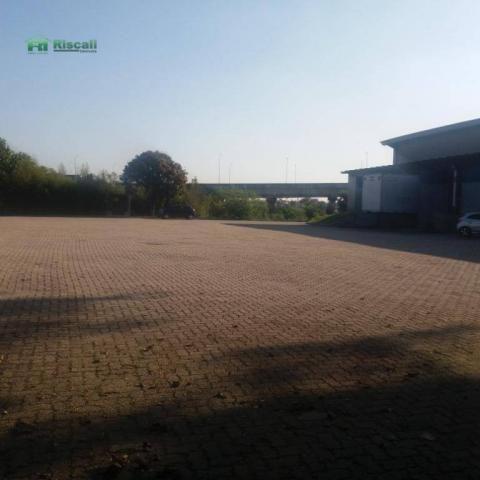 Galpão industrial para locação, jardim santa bárbara, embu das artes. - Foto 19