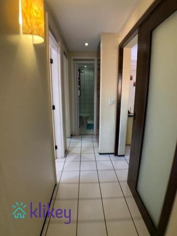 Apartamento à venda com 3 dormitórios em Joaquim távora, Fortaleza cod:7459 - Foto 9