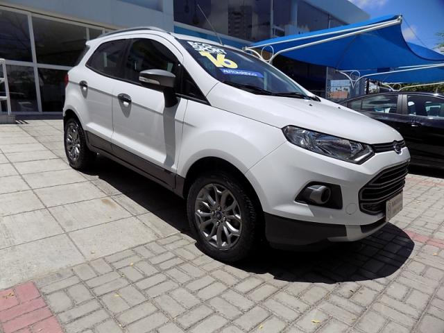 FORD  ECOSPORT 1.6 FREESTYLE 16V FLEX 2016