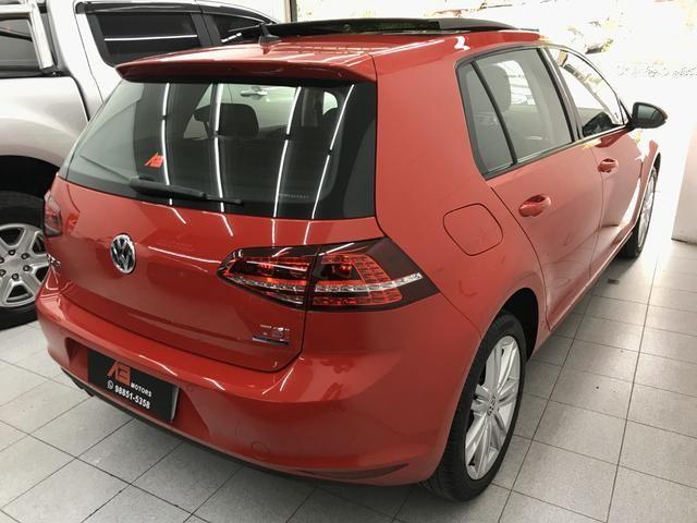 VW Golf Highline 1.4 TSI 2014 - Automático - BLACK WEEK A3 MOTORS - Foto 6