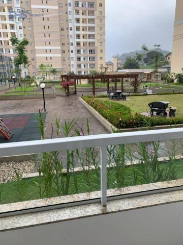Apartamento com 2 dormitórios para alugar, 56 m² por r$ 1.400/mês - fortaleza - blumenau/s - Foto 7