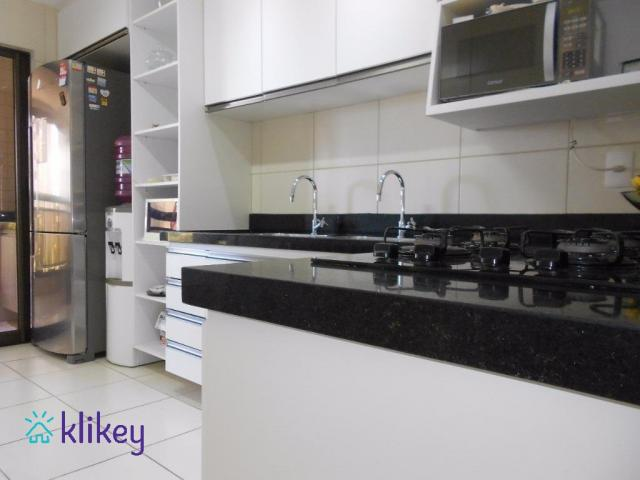 Apartamento à venda com 3 dormitórios em Guararapes, Fortaleza cod:7380 - Foto 2