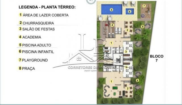 Apartamento à venda com 2 dormitórios em Ingleses do rio vermelho, Florianópolis cod:1380 - Foto 6