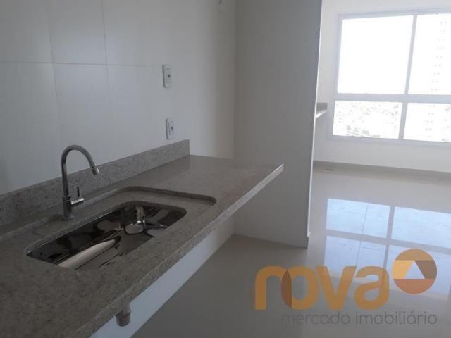 Apartamento à venda com 4 dormitórios em Setor marista, Goiânia cod:NOV87659 - Foto 9
