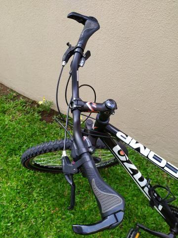 Bicicleta aro 26 com 24 marchas - Foto 4