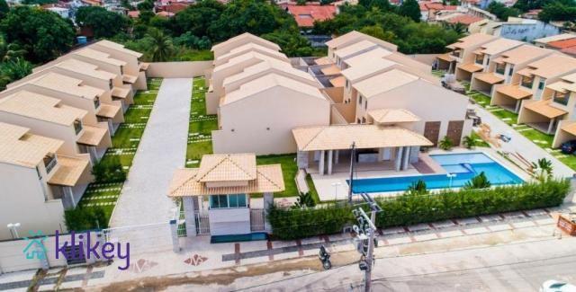 Apartamento à venda com 3 dormitórios em Edson queiroz, Fortaleza cod:7410 - Foto 4