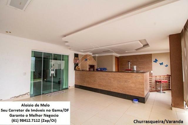 Aloisio Melo Vde: Q. 01 S/Leste! Sobrado, 2 Casas c/3 Quartos, Aceita Financ./FGTS - Foto 20
