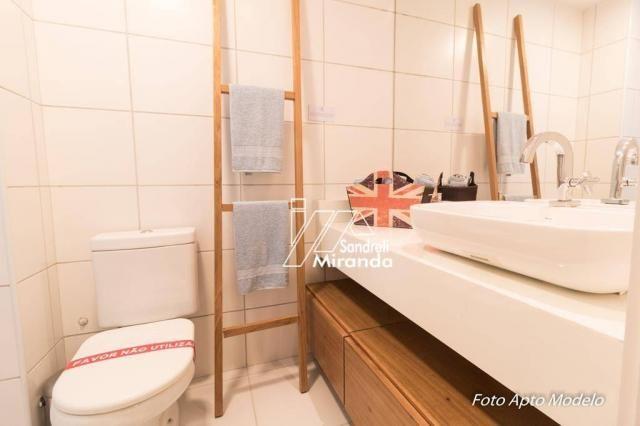 Imperator apartamento com 3 dormitórios à venda, 138 m² por r$ 950.000 - guararapes - fort - Foto 13
