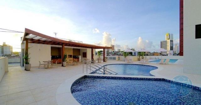 Apartamento à venda com 3 dormitórios em Barro vermelho, Natal cod:8455 - Foto 4