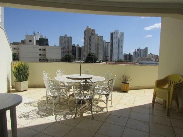 Apartamento  com 4 quartos no Tríade Residencial - Bairro Setor Bueno em Goiânia - Foto 5