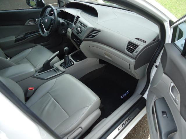 Honda Civic LXS 1.8 2014/2014 - Foto 5