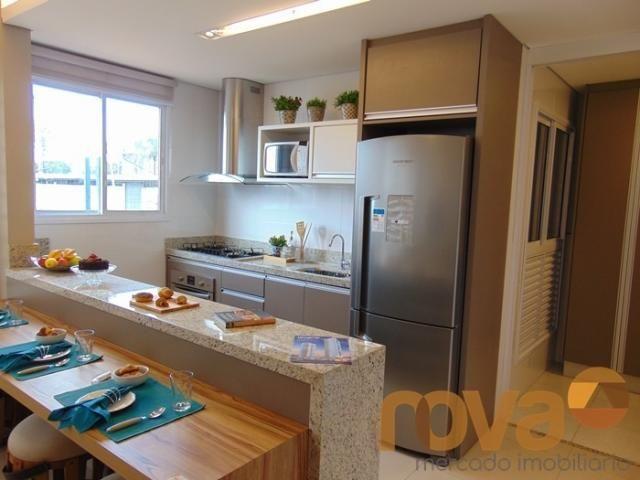 Apartamento à venda com 3 dormitórios em Residencial eldorado, Goiânia cod:NOV235562 - Foto 5