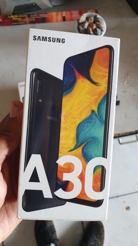 Samsung A30 novo com nota
