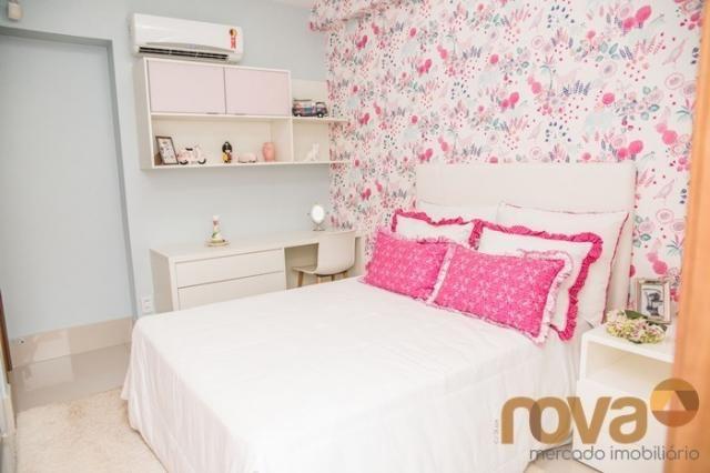 Apartamento à venda com 3 dormitórios em Setor bueno, Goiânia cod:NOV235442 - Foto 14