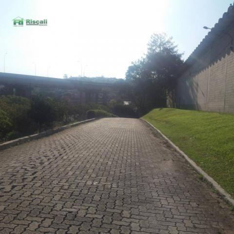 Galpão industrial para locação, jardim santa bárbara, embu das artes. - Foto 11