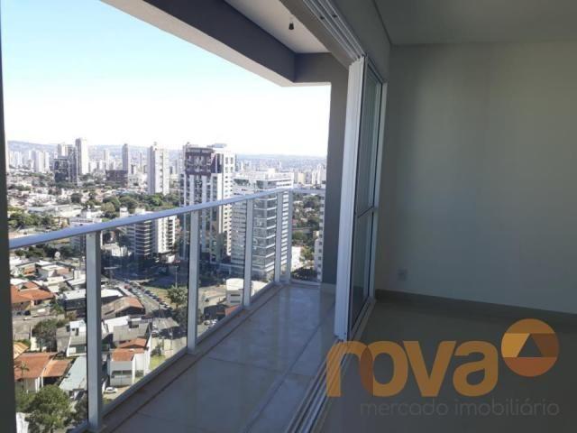 Apartamento à venda com 4 dormitórios em Setor marista, Goiânia cod:NOV87659 - Foto 4