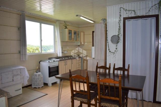Casa à venda com 3 dormitórios em São roque, Bento gonçalves cod:9890145 - Foto 8