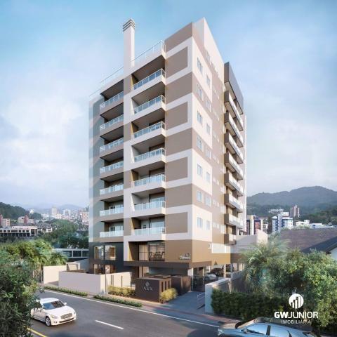 Apartamento à venda com 3 dormitórios em Santo antônio, Joinville cod:533