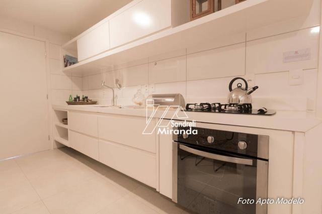 Imperator apartamento com 3 dormitórios à venda, 138 m² por r$ 950.000 - guararapes - fort - Foto 17