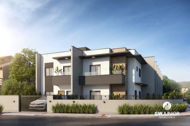 Casa à venda com 2 dormitórios em Jardim iririú, Joinville cod:417