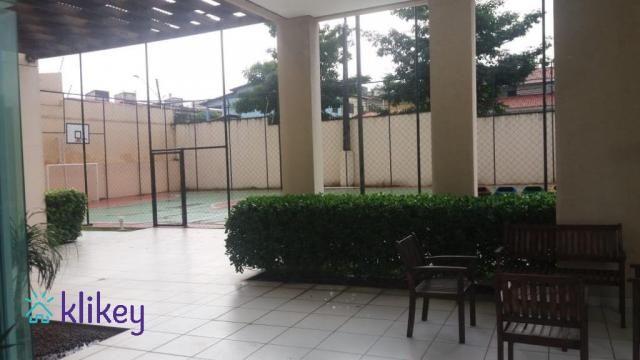 Apartamento à venda com 3 dormitórios em Cidade dos funcionários, Fortaleza cod:7474 - Foto 6