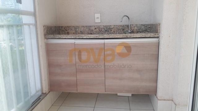 Apartamento à venda com 2 dormitórios em Jardim atlântico, Goiânia cod:NOV235435 - Foto 7