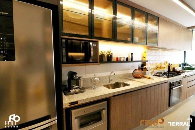Apartamento à venda com 3 dormitórios em Setor bueno, Goiânia cod:NOV235717 - Foto 8