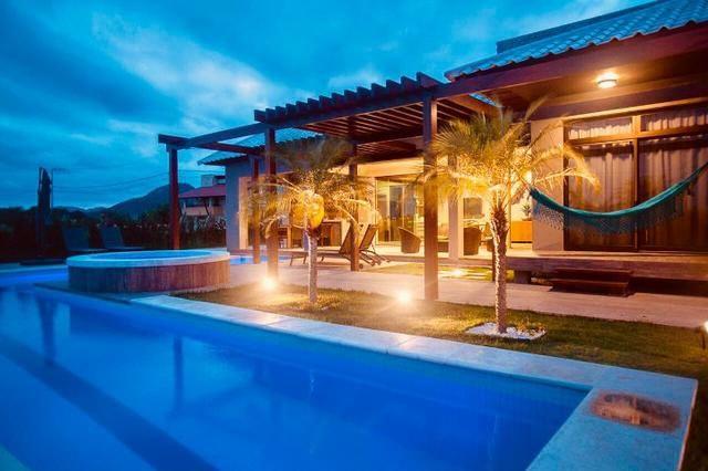 Oportunidade - Casa no Lagos Country e Resort com 5 suítes - Foto 17