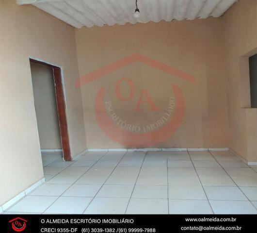 QR 209 Ótima casa. Escriturada - Foto 4