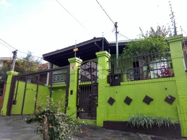 Casa à venda com 5 dormitórios em Jardim itu, Porto alegre cod:CA4531