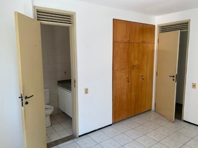 Apartamento no Cocó com 3 quartos + dependência de empregada - Foto 6