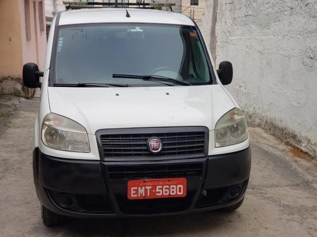 Fiat Doblo Cargo 1.4 c/ seguro total - Foto 2
