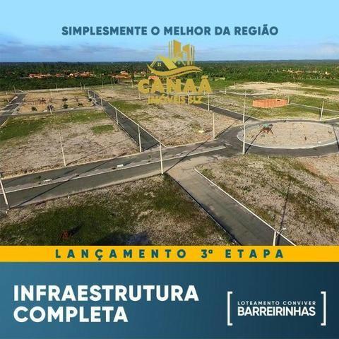 Loteamento de Casa em Condomínio na Cidade de Barreirinhas / Parcela Só R$ 295,00 Mês - Foto 4