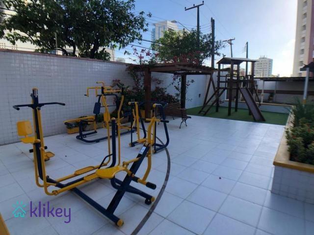 Apartamento à venda com 3 dormitórios em Papicu, Fortaleza cod:7445 - Foto 16
