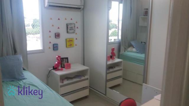 Apartamento à venda com 3 dormitórios em Cidade dos funcionários, Fortaleza cod:7474 - Foto 18