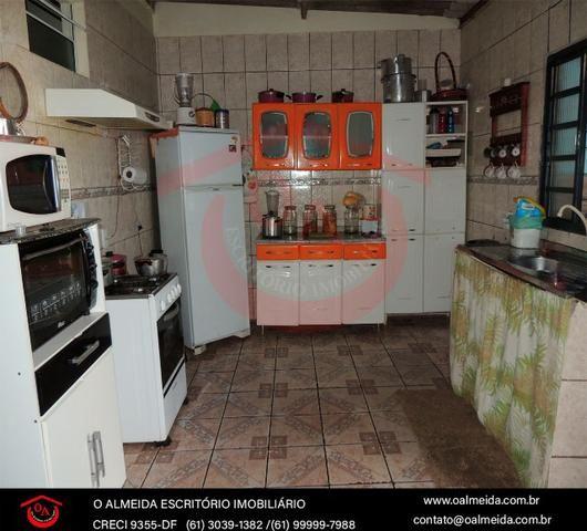 QR 209 Ótima casa. Escriturada - Foto 3