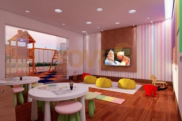 Apartamento à venda com 3 dormitórios em Setor bueno, Goiânia cod:NOV235464 - Foto 20